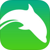 ドルフィンブラウザアプリのアイコン