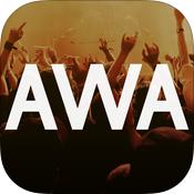 AWA Musicアプリのアイコン