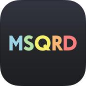 MSQRDアプリのアイコン