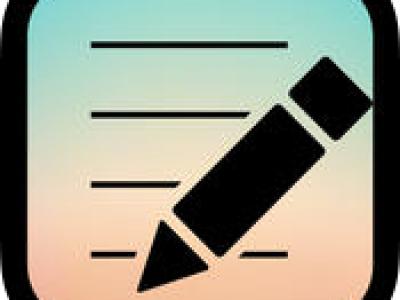 ロック画面メモの使い方~メモ付き壁紙を作成できるアプリ~