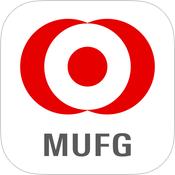 三菱東京UFJ銀行アプリのアイコン