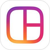 Layoutアプリのアイコン
