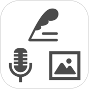ショートカットメモ帳アプリのアイコン