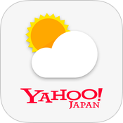Yahoo天気アプリのアイコン