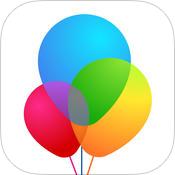 Momentsアプリのアイコン