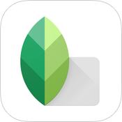Snapseedアプリのアイコン